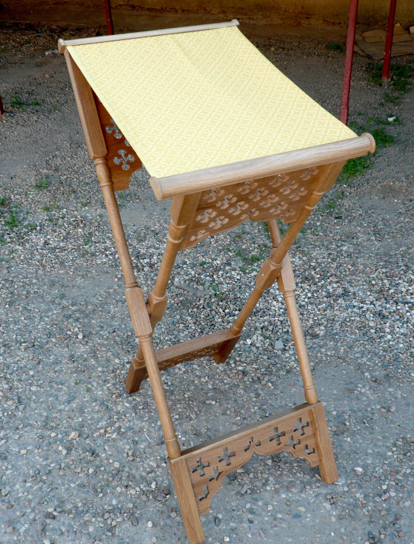 Аналой - Статьи: Мебель своими руками