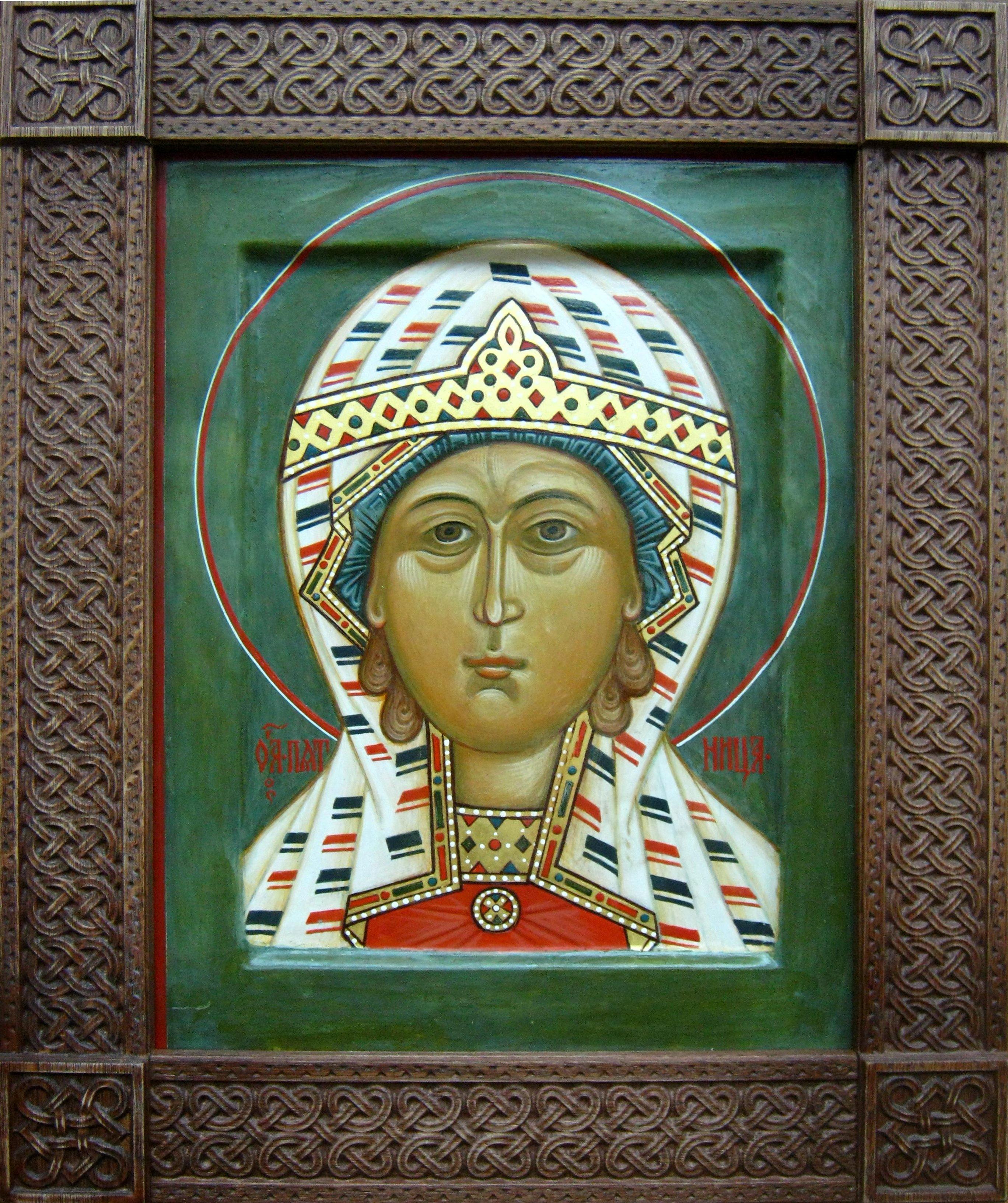 Икона Св. Параскевы Пятницы, Иконы ...: sobor-shop.ru/shop/UID_291.html