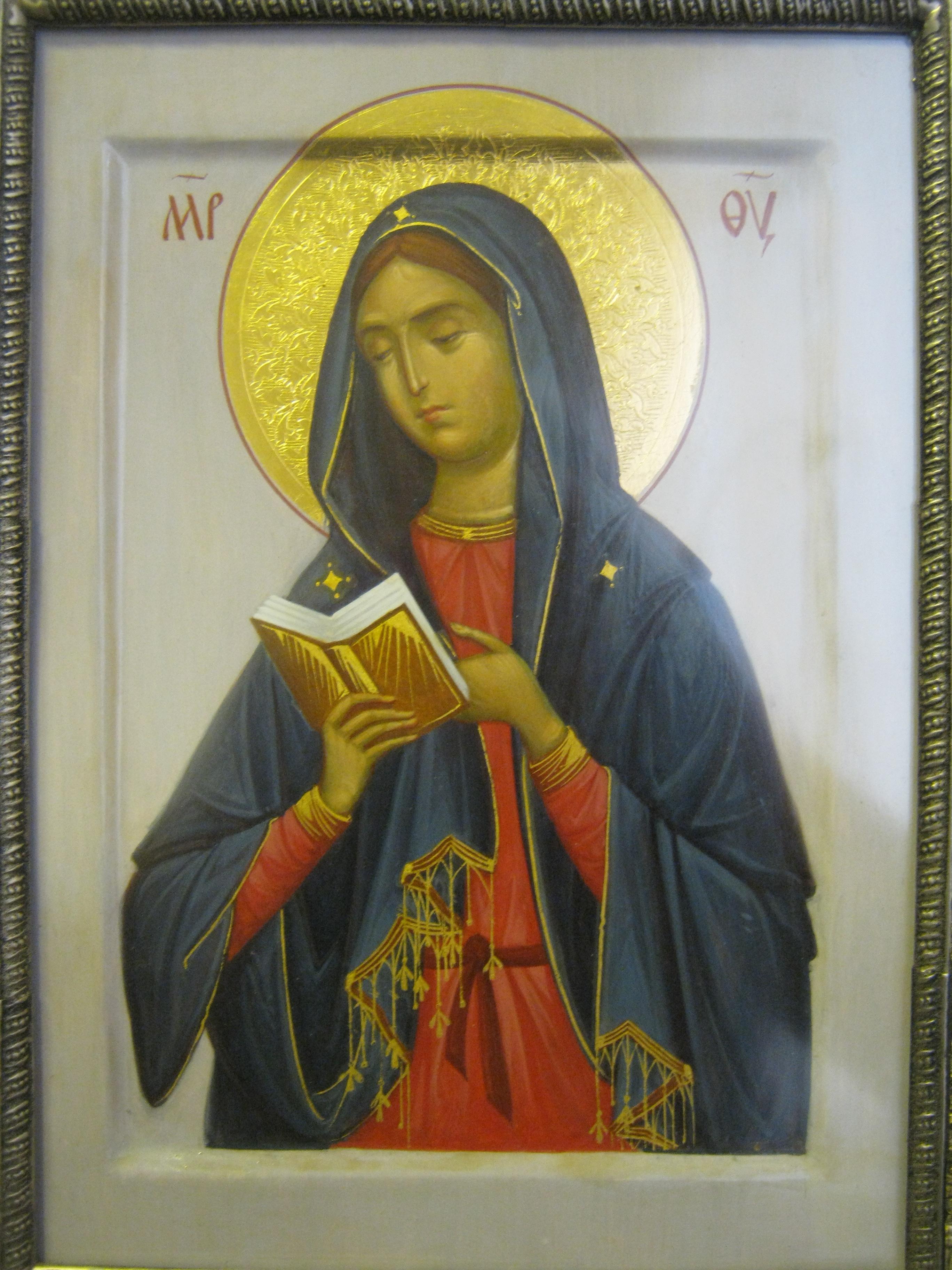 калужская икона божьей: