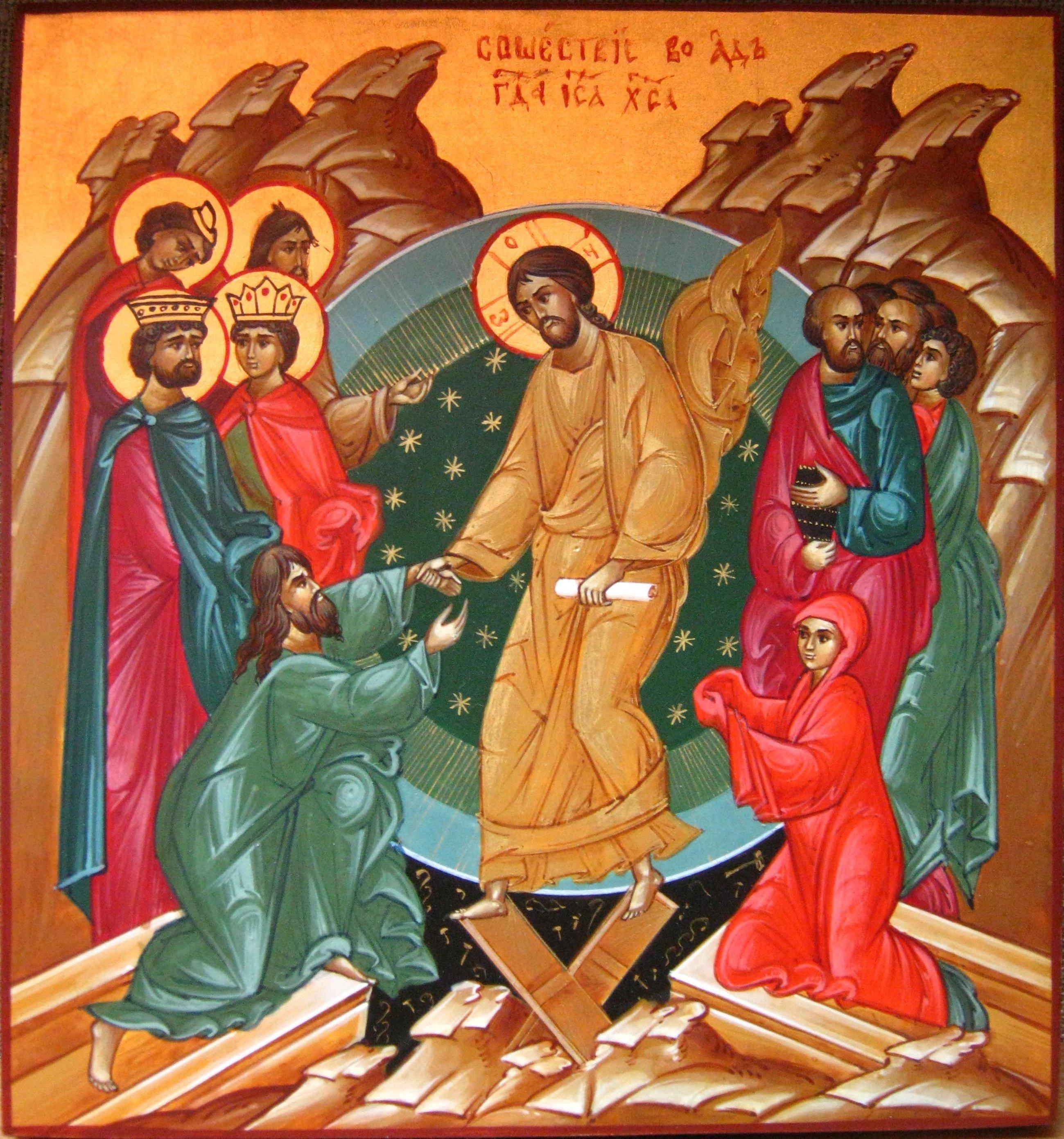 Икона Воскресение Христово, Иконы праздников